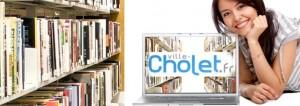 bibliotheque numerique de cholet