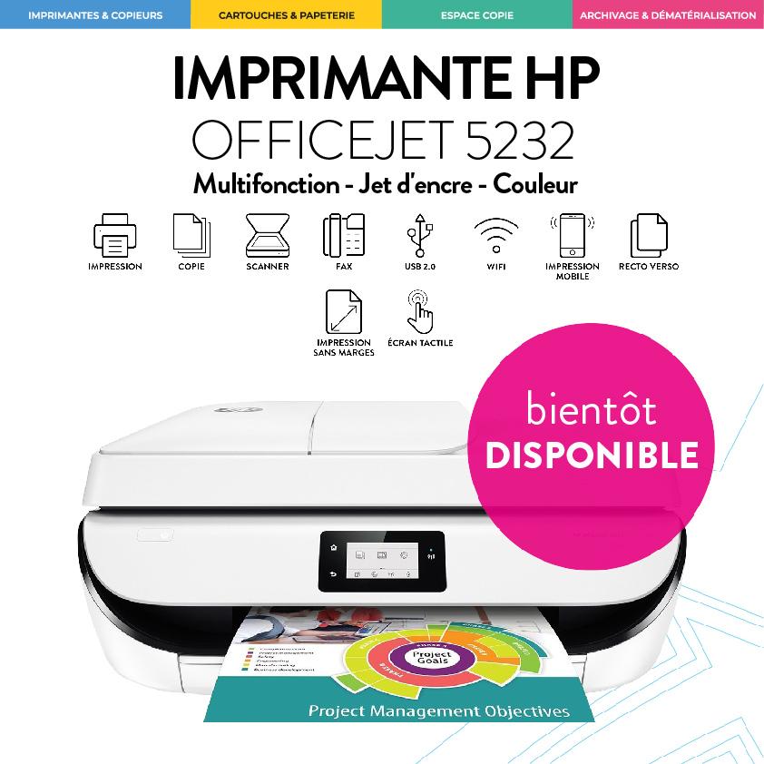 HP DESKJET 5232